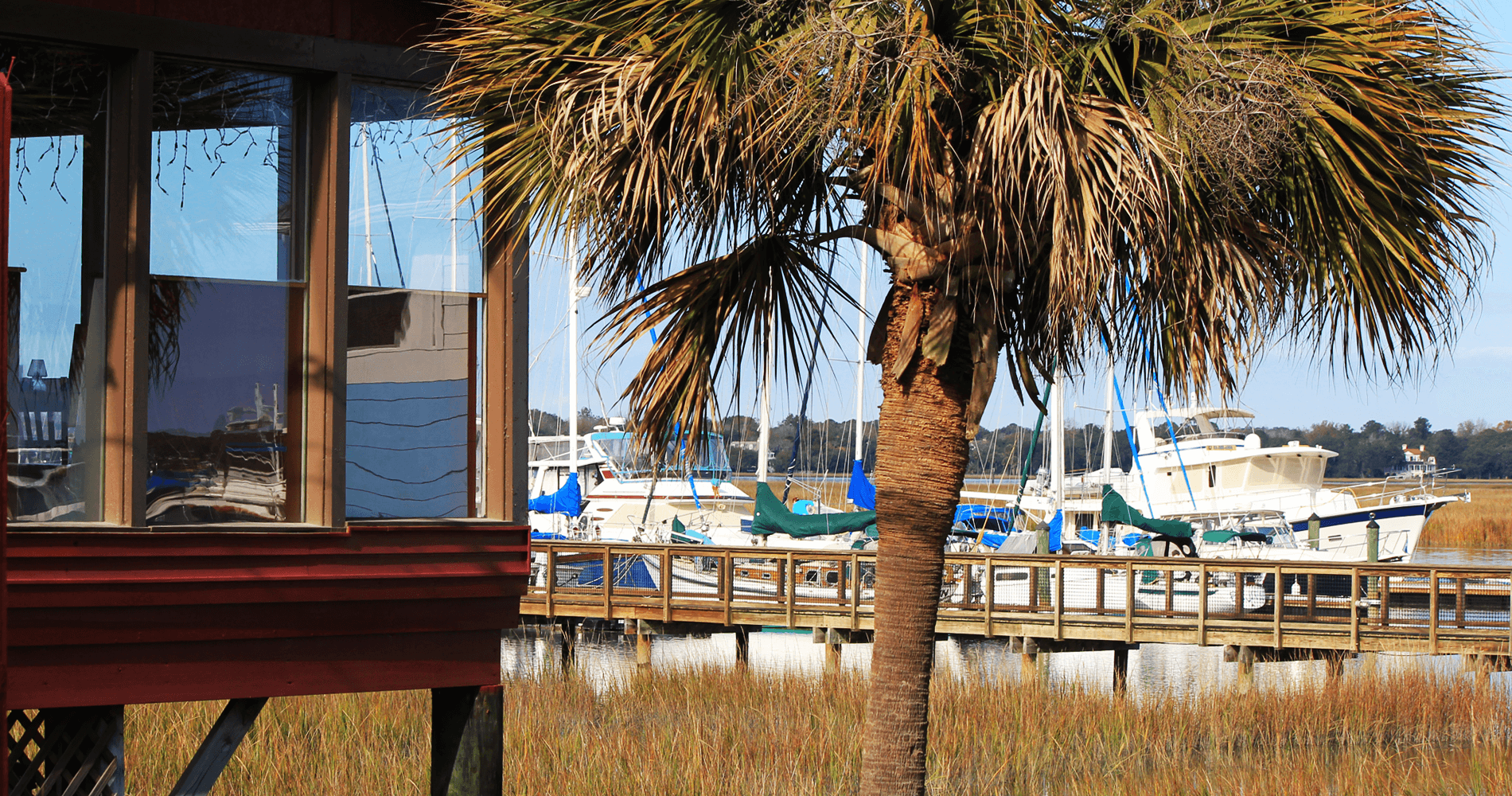 Dockside Restaurant Beaufort South Carolina